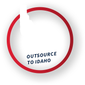outsource to idaho logo
